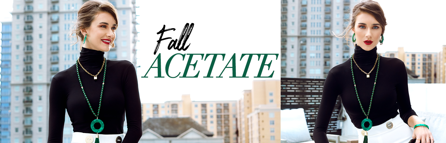 New Fall Acetate Collection