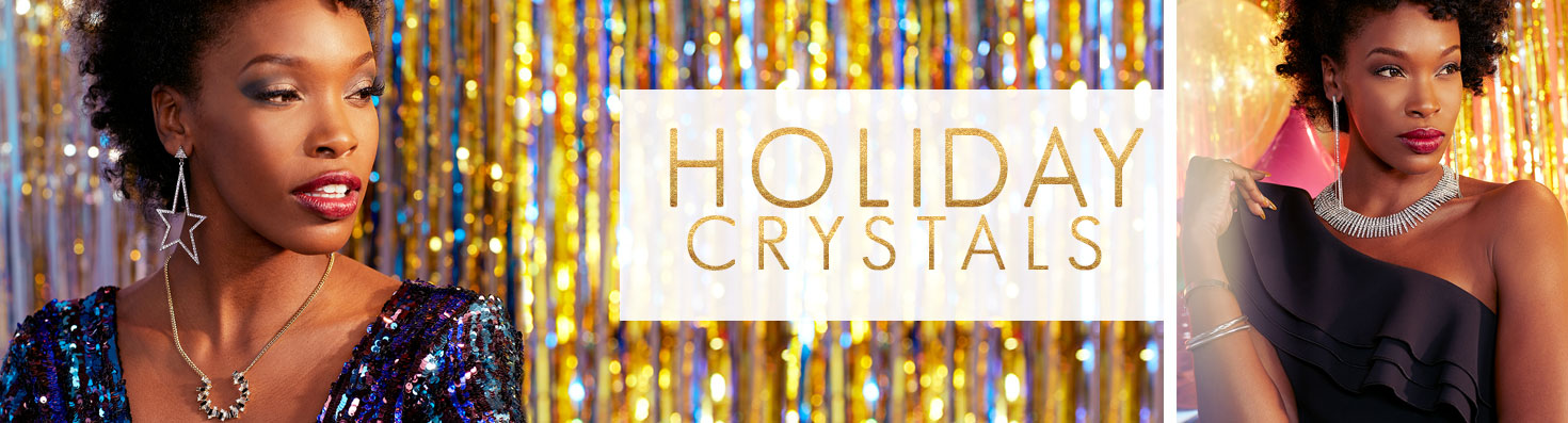 Holiday Crystals