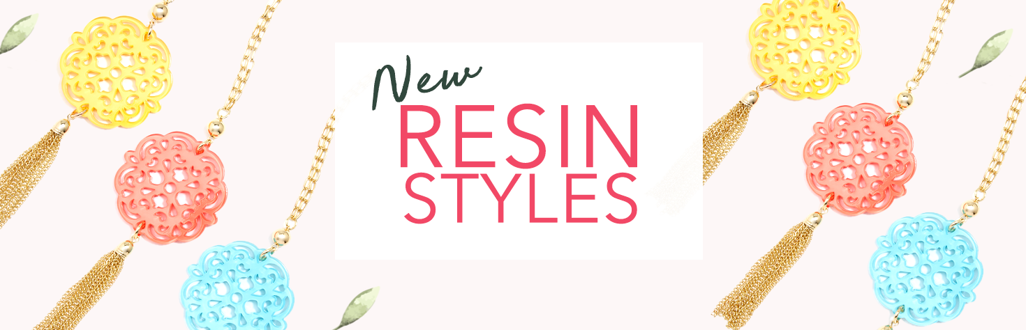 New and Popular Resin