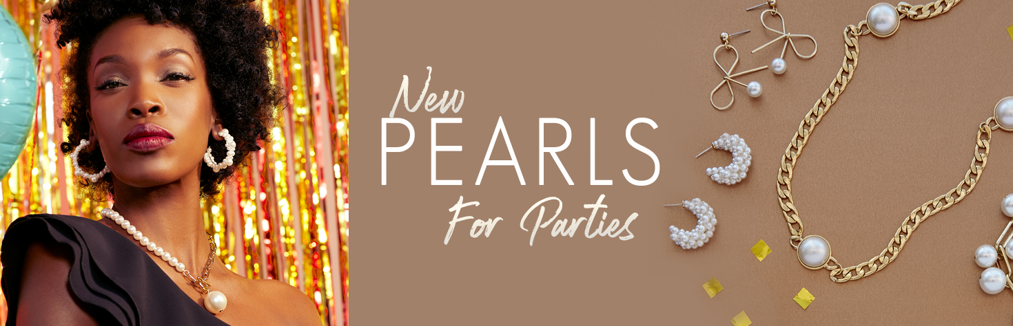 New Pearls for Parties