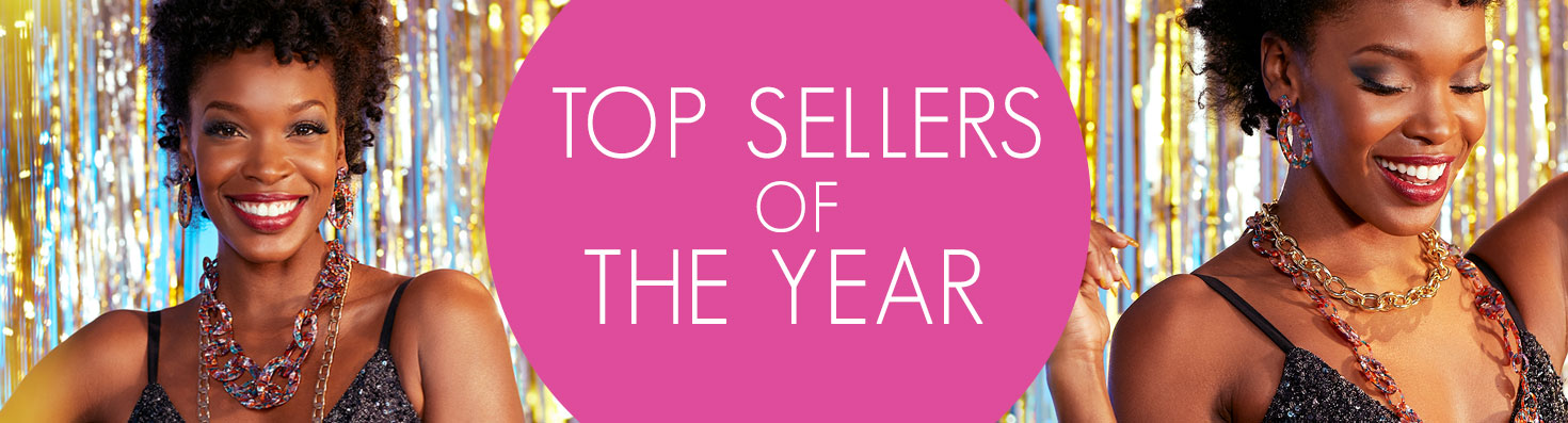 Top Sellers of the Year