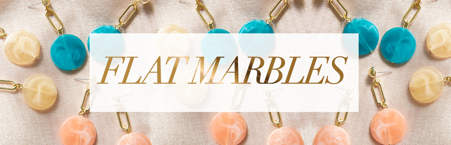 Flat Marbles Collection