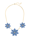 Jasmine Collar Necklace