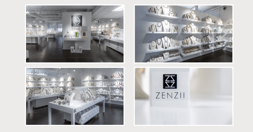 ZENZII New York City Showroom